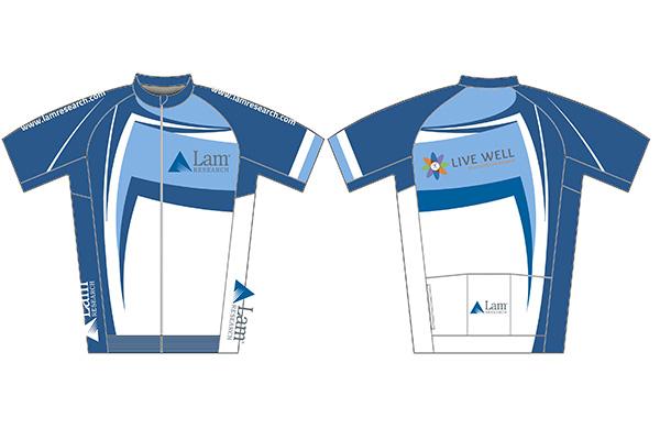 Lam Research Trikot Radbekleidung - Galvi Villach