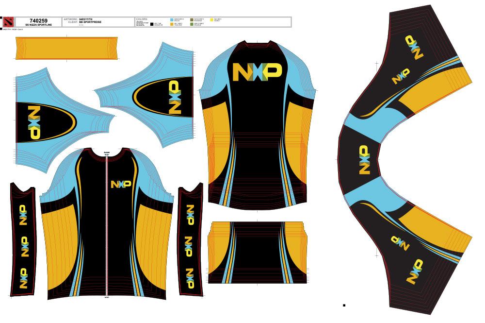 NXP Entwurf