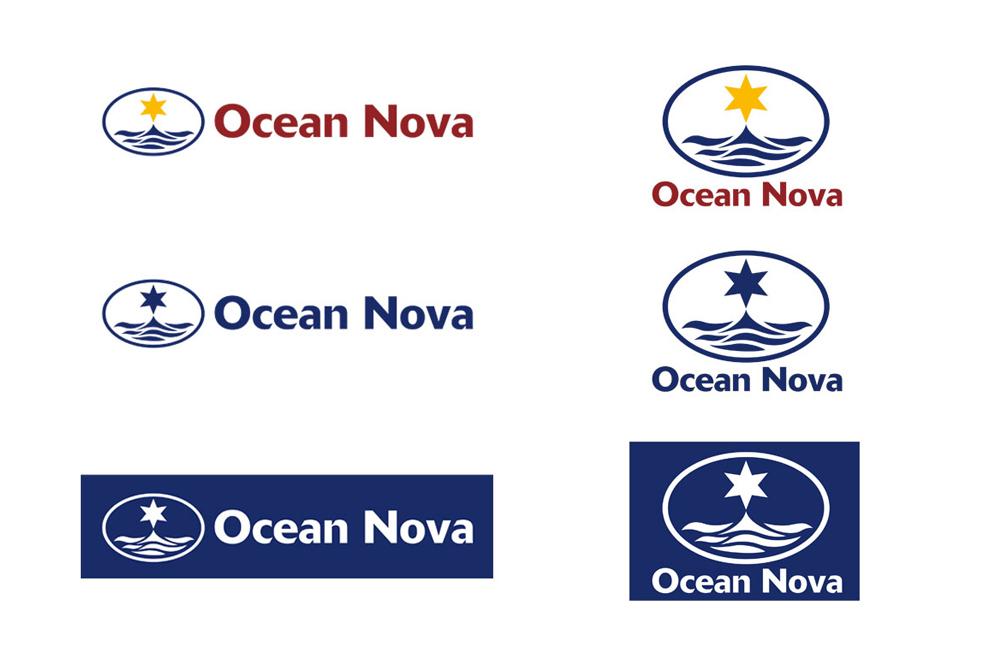 Ocean Nova Logo - Galvi