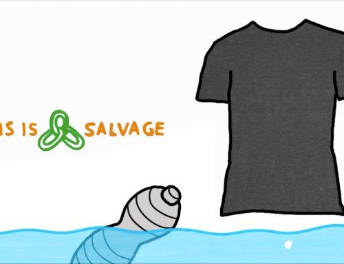 Aus ökologischer Verantwortung: unsere SALVAGE-Textilien