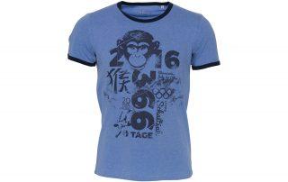 T-Shirt mit Affe - Referenzen Galvi
