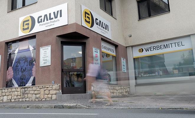 Geschäft - Galvi